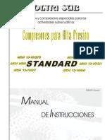 Manual Compresores Mch16 Estandar