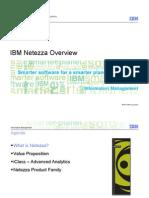 02 IBM Netezza Overview
