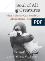 The Soul of All Living Creatures by Vint Virga, D.V.M. - Excerpt