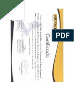 Certificado Altura