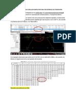 Superelevaciones en Espirales de un alineamiento.pdf