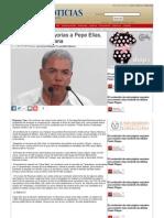 08-07-2013 Constancia de mayorìas a Pepe Elìas, se entregarìa mañana