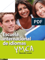 Pamphlet 2013 - Adult Courses (Spanish)