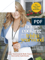 Recipes from Home Cooking with Trisha Yearwood