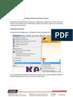 Softrestaurant 8.0 - Configurar Formato Ticket y Factura
