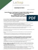 syndicat mixte Baie du Mont-Saint-Michel - Tour de France - transport des salariés