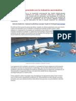 Portabilidad y precisión en la industria aeronáutica
