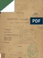 REVISTA DEL INSTITUTO PARAGUAYO Nro 51 - PORTALGUARANI