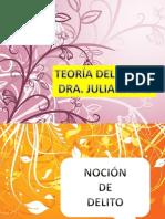 TEORÍA DEL DELITO PARTE 1