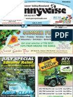 Trail, Beaver Valley & Rossland - Pennywise; July 9, 2013