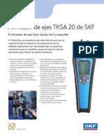 TKSA20 Datasheet ES
