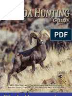 Nevada Hunt Guide 2013