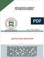 presentacionsolicitudes-110807101850-phpapp01
