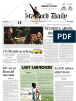 02/12/09 The Stanford Daily [PDF]
