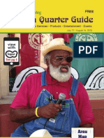 French Quarter Guide July 2013