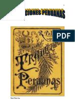 Analisis Literario Tradiciones Peruanas