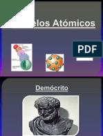 Modelos Atómicos 3° medio diferenciado