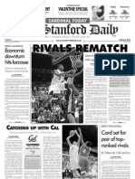 02/13/09 The Stanford Daily [PDF]