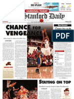 02/19/09 The Stanford Daily [PDF]