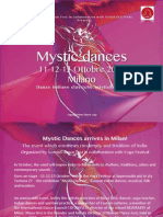 Presentation Mystic Dances english