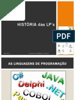 Cronologia Das LP_exbc