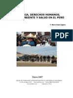 Informe Mineria DDHH en El Peru