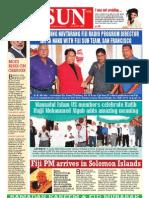 Fiji Sun Jul 13
