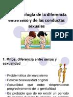 Diferencia Entre Sexo y Conductas Sexuales