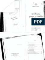 Bauleo - Ideología, Grupo y Familia