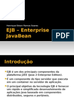 EJB Enterprise JavaBean