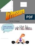 De Ringer Air Pressure