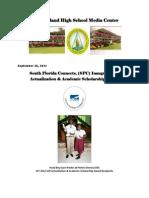south florida connects scholarship award