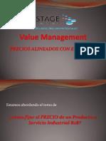 06PRICING Value Management en Empresas B2B Presentacion VISTAGE