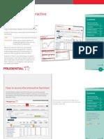Understanding Interactive Fund Factsheets