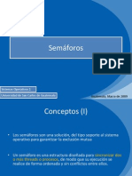 Semaforos (Concurrencia)