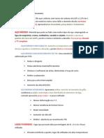 Resumo de Materias Para Ferramenta - Usinagem