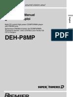 103539299operation Manual Deh-p8mp