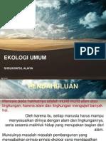 presentasi ekologi milik Sholikhatul