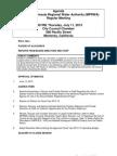 MPRWA Regular Meeting Agenda Packet 07-11-13