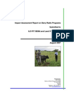 Fit Sema Land O Lakes Dairy Radio Programs Impact Assessment Report_Ian Nkata_Uganda