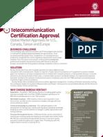 Telecommunication Certification