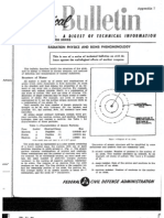 Civil Defense Tb 11-22 Radiation Physics and Bomb Phenomenology 1956
