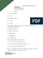 Soal Mudah II MTK gammabunta