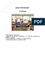 Froissart, Jean - Cronicas