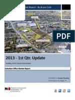 (1Q13) Suburban Report