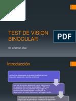 Test de Vision Binocular (2)