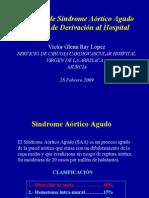 Sospecha Sindrome Aortico Agudo