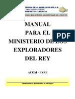 Read MANUAL Para El Ministerio de Los Exploradores Del Rey