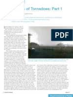 The Physics of Tornadoes