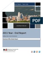 2nd Qtr. 2012 Downtown Report by Bryan Cole